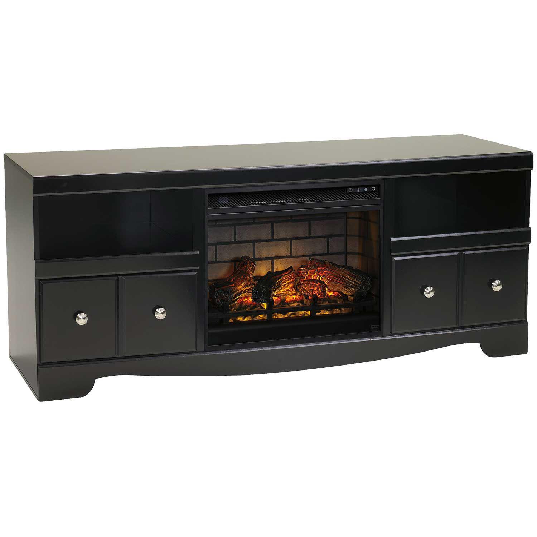 Shay Fireplace TV Stand W271-68, W100-101 | Ashley ...
