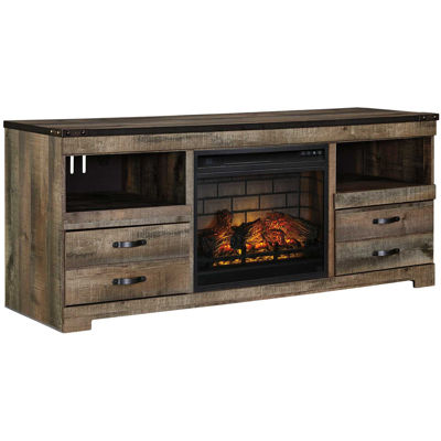 Picture of Trinell Fireplace TV Stand