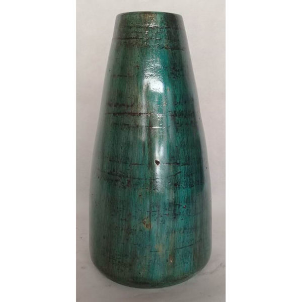 Picture of Teal With Sheen Vase