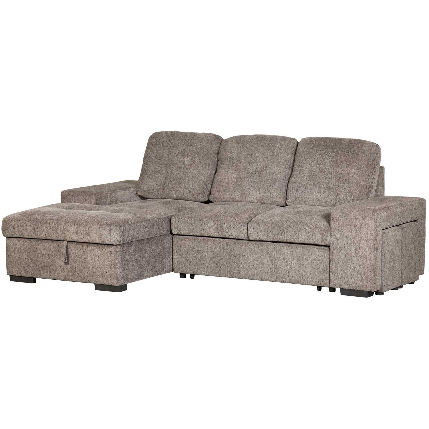 Picture of Reagan 2 Piece Sectional with Pull Out Bed