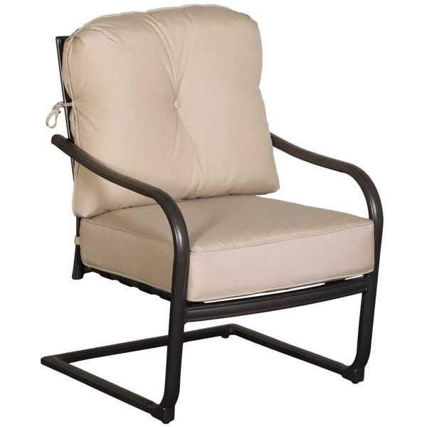 Picture of Halston Club Spring Chair with Cushion