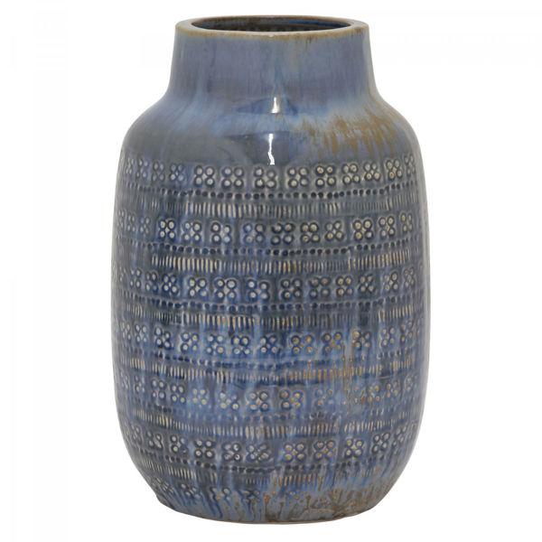 Picture of Blue Ceramic Vase