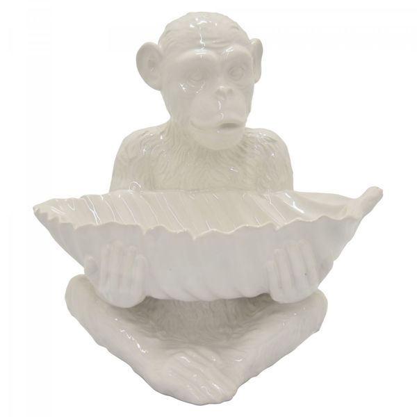 Picture of Monkey With Bowl