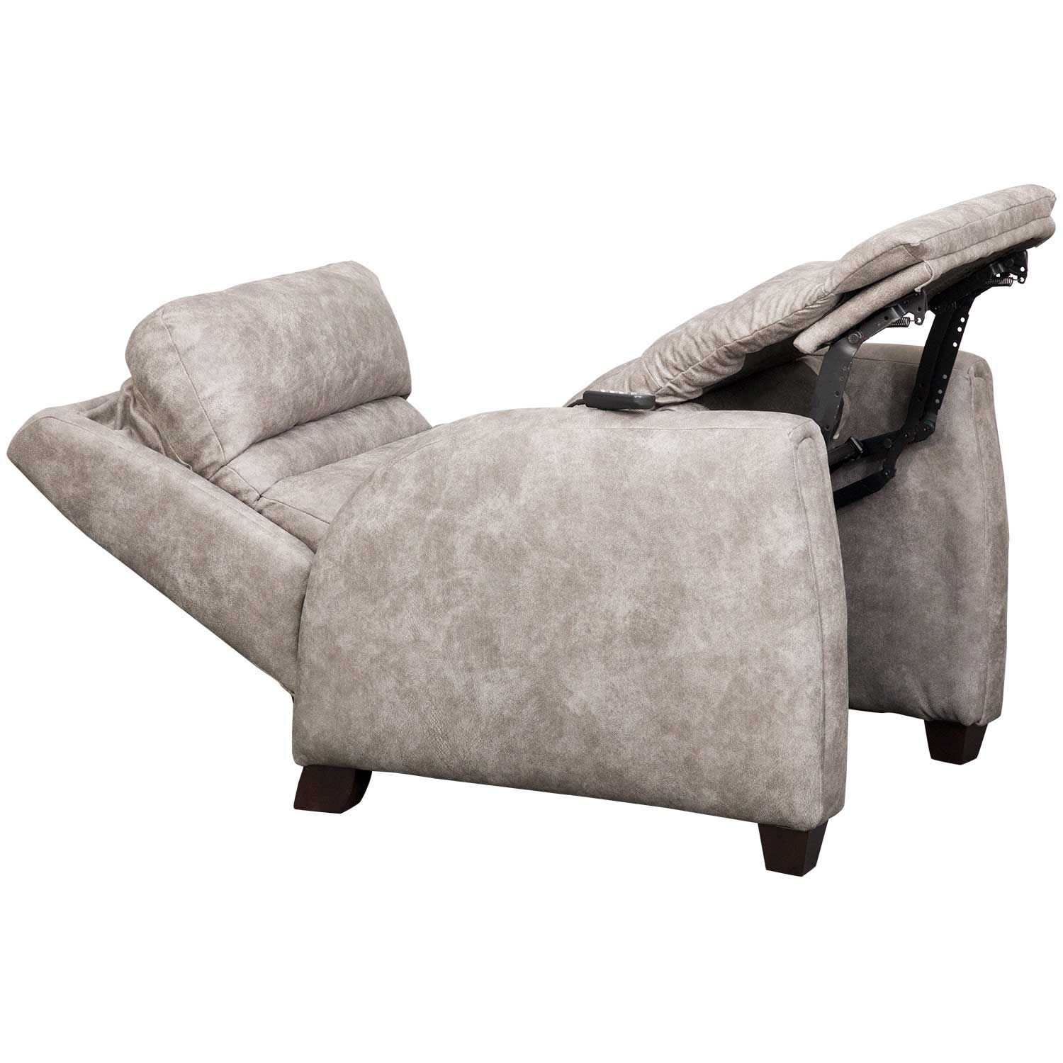 Picture of Turbo Cobblestone Zero Gravity Power Recliner with Adjustable Headrest