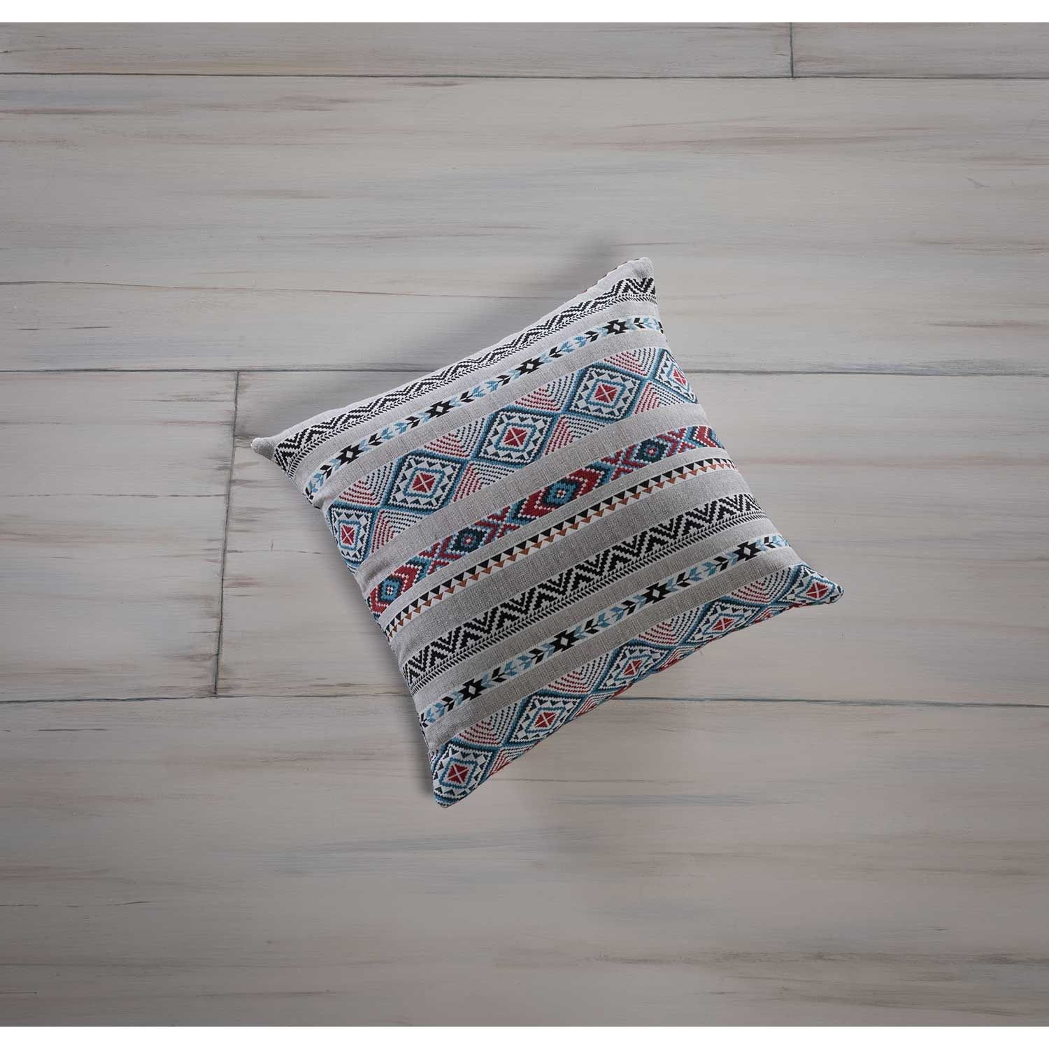Picture of Boho Tribe 18x18 Inch Pillow *P