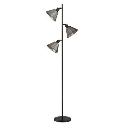 Picture of Busson Metal Industrial Floor Lamp
