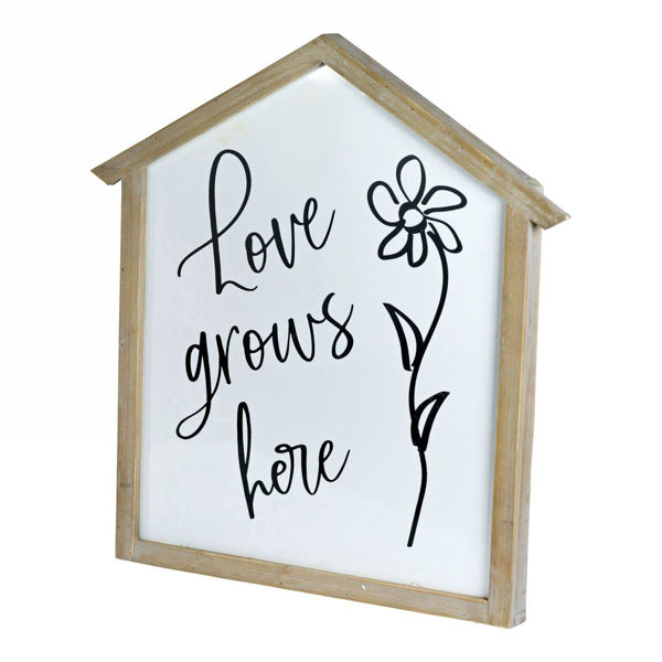 Picture of Love Grows Here Sign