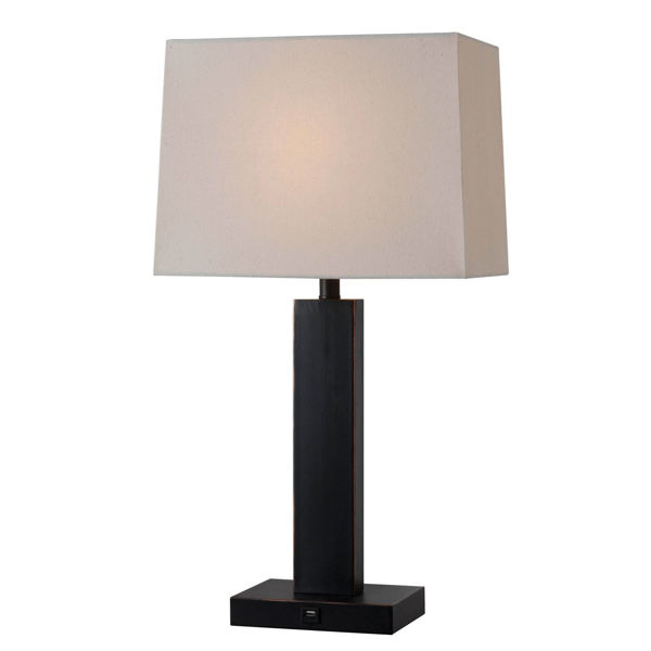 Picture of Innkeeper USB Table Lamp