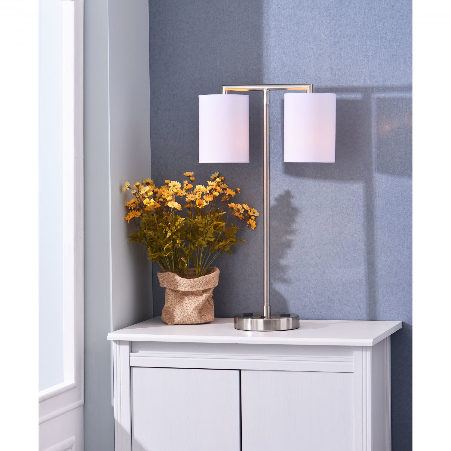 Picture of Maddox Duo Shade Lamp