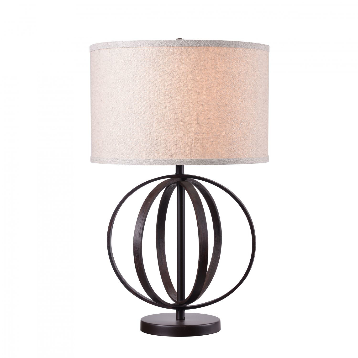 Picture of Woodward Orb Lamp