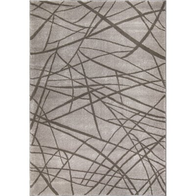 Picture of Mirage Abstract Branches 5x8 Rug