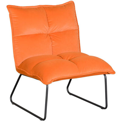 Picture of Midtown Orange Armless Chair