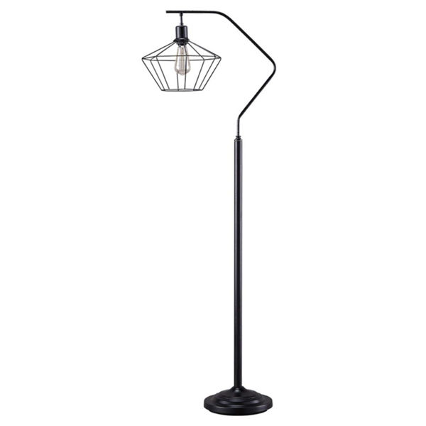 Picture of Makeika Industrial Floor Lamp