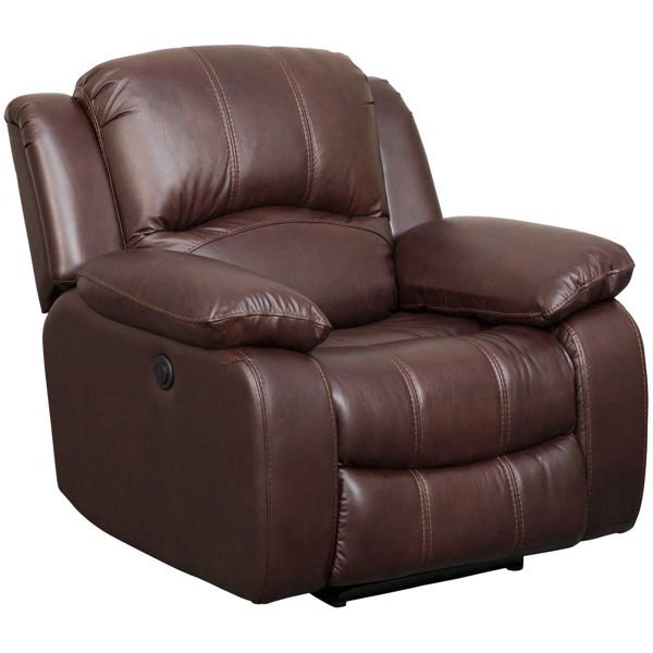 Picture of Kent Leather Power Recliner