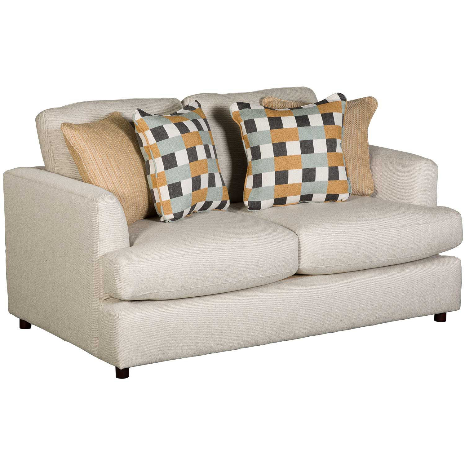 Picture of Kyra Linen Loveseat