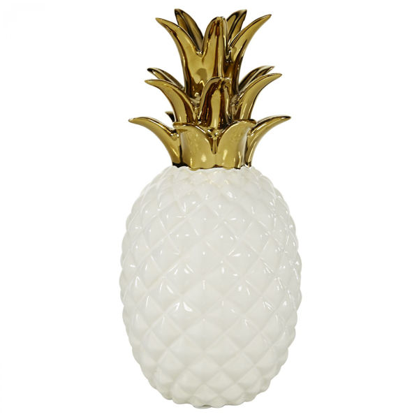 Picture of White Gold Pineapple