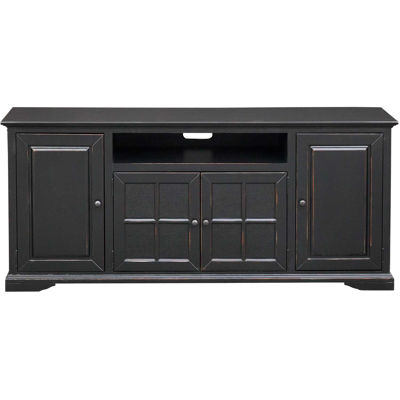 "Picture of Hamilton 74"" Console, Black"