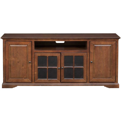 "Picture of Hamilton 74"" Console, Cherry"