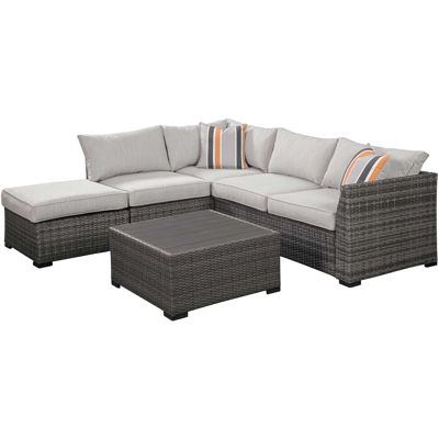 Picture of Cherry Point 4 Piece Sectional Set