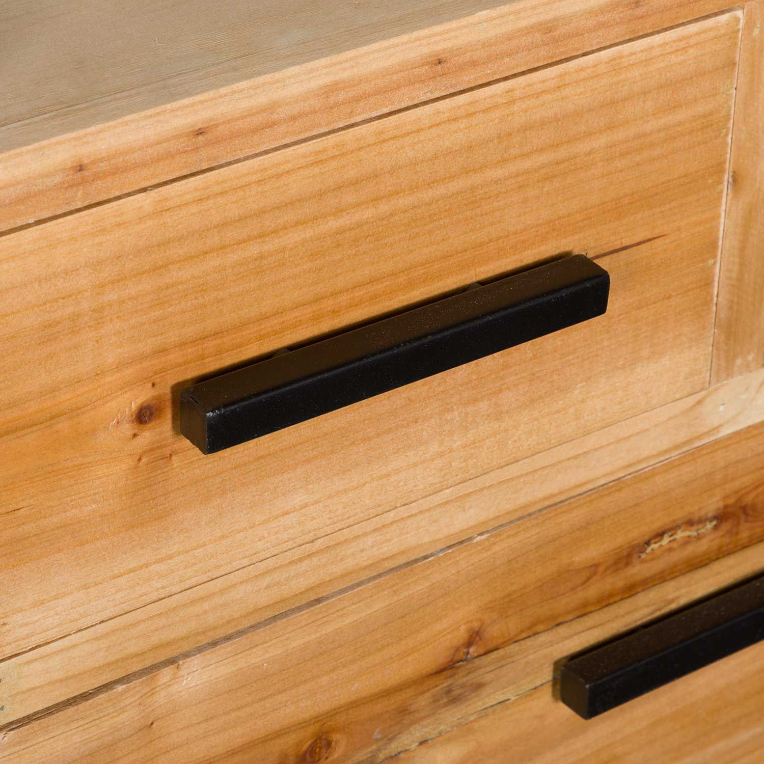 Picture of Elm Wood Cabinet