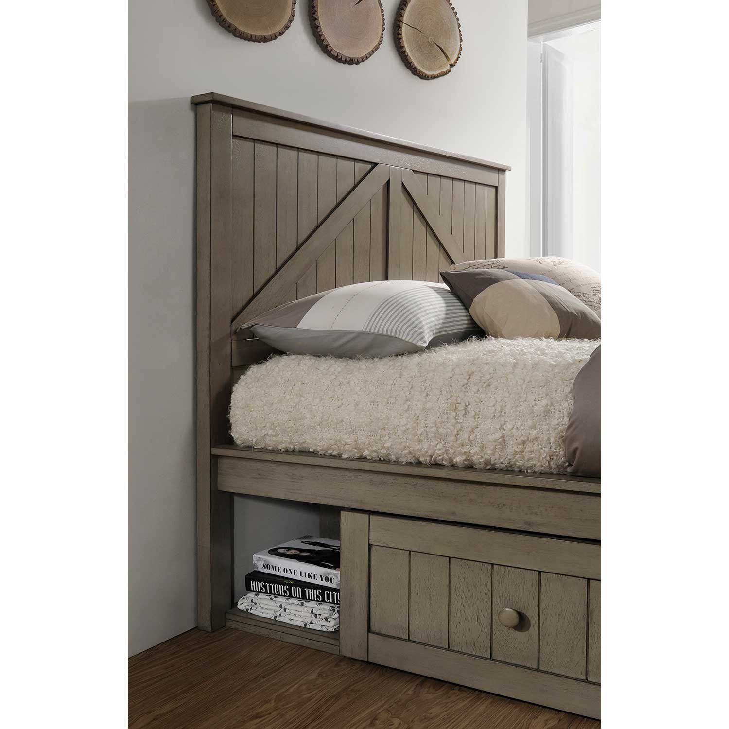 Picture of Ashland Full Storage Bed