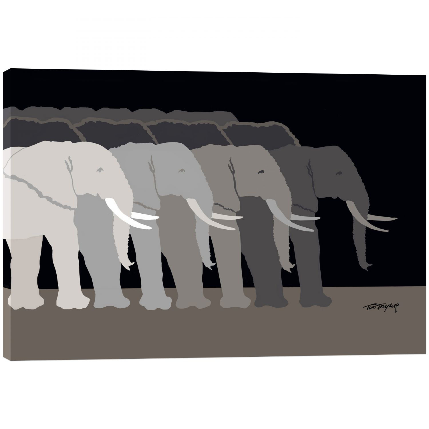 Picture of Tuskers 36x24 *D
