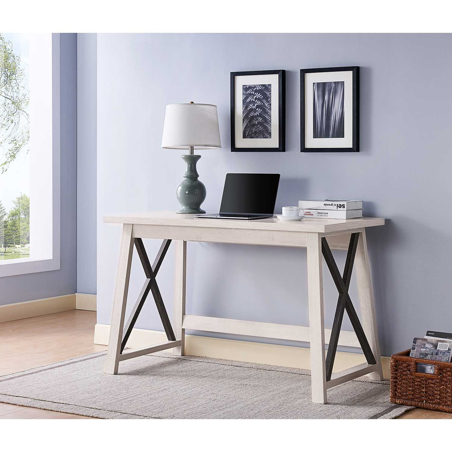Picture of Two Tone 36Inch Desk