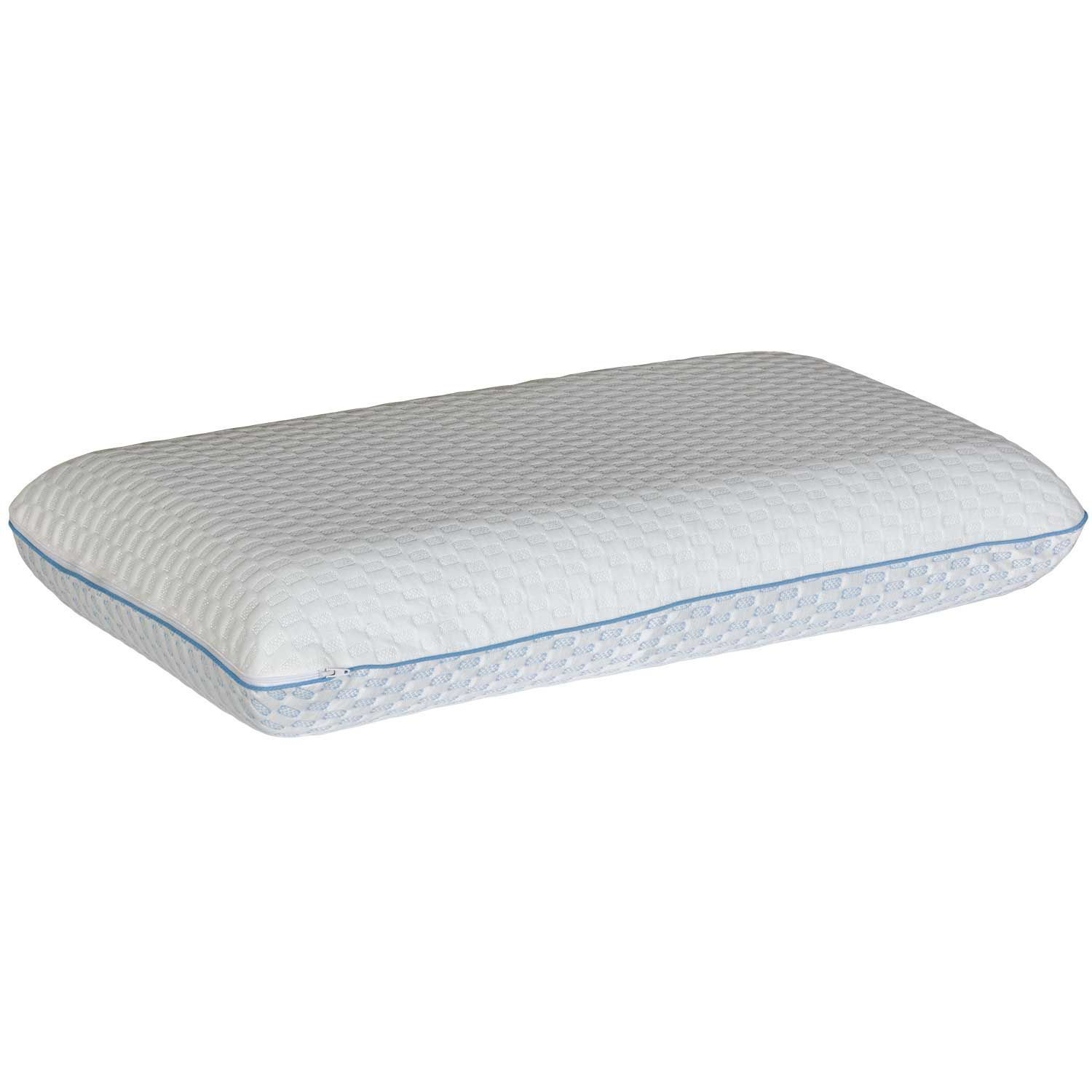 Picture of Reversible Cooling Queen Memory Foam Pillow
