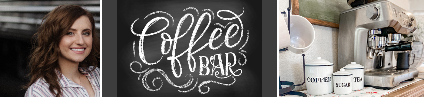 Blogger Spotlight | Coffee Bar with Halfstorymadewhole