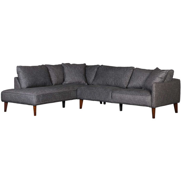 Picture of Asher 2PC Sectional with LAF Chaise