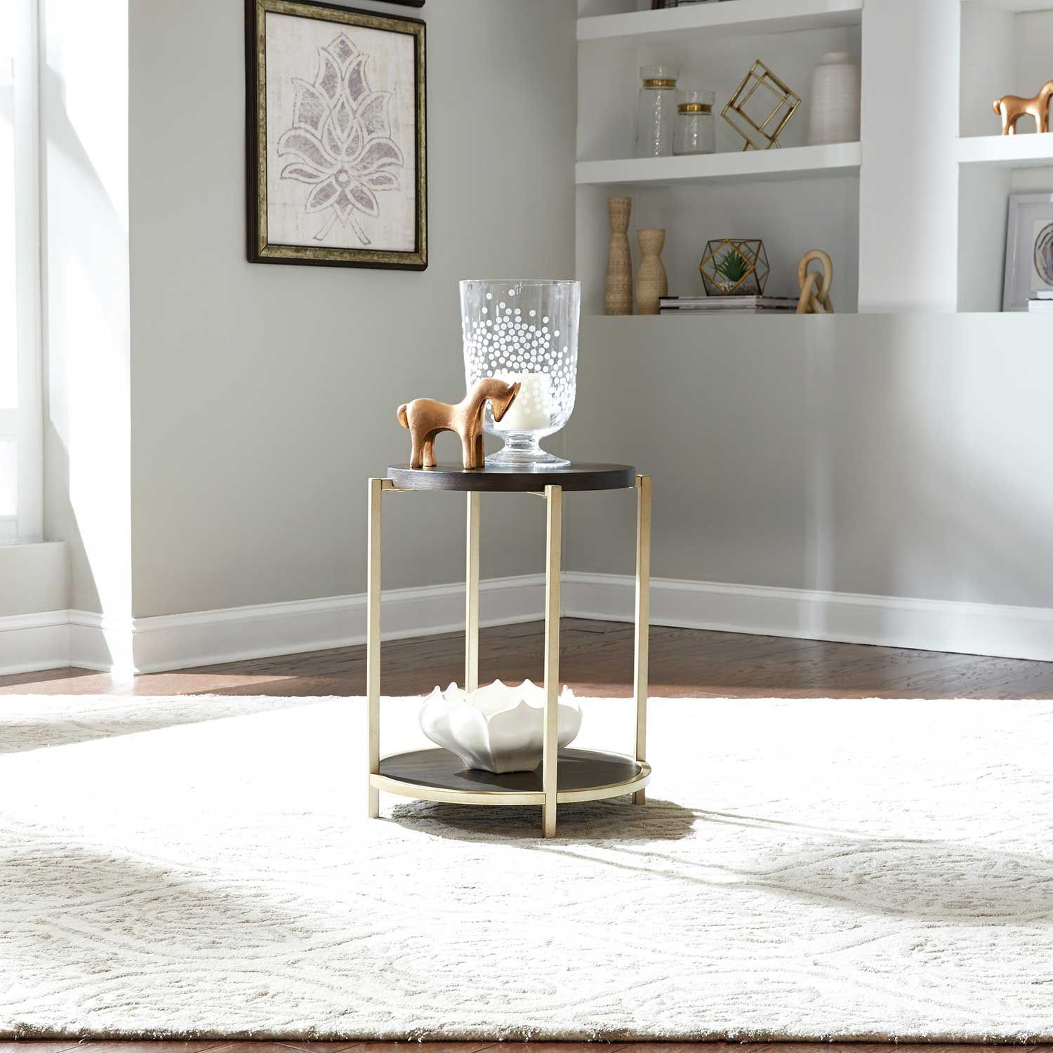 Picture of Serenity Chairside Table