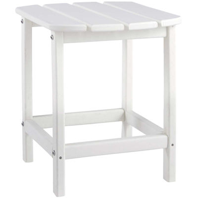 Picture of End Table White