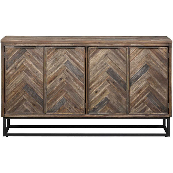 Picture of Aspen Driftwood Console