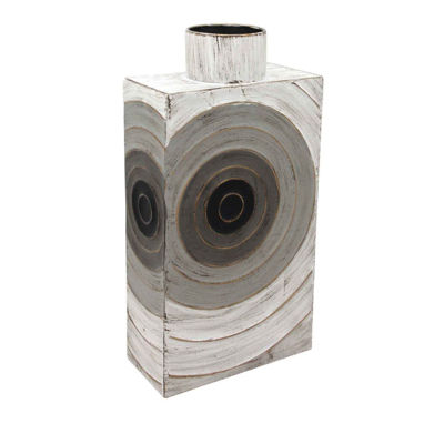 Picture of Metal Contemporary Vase