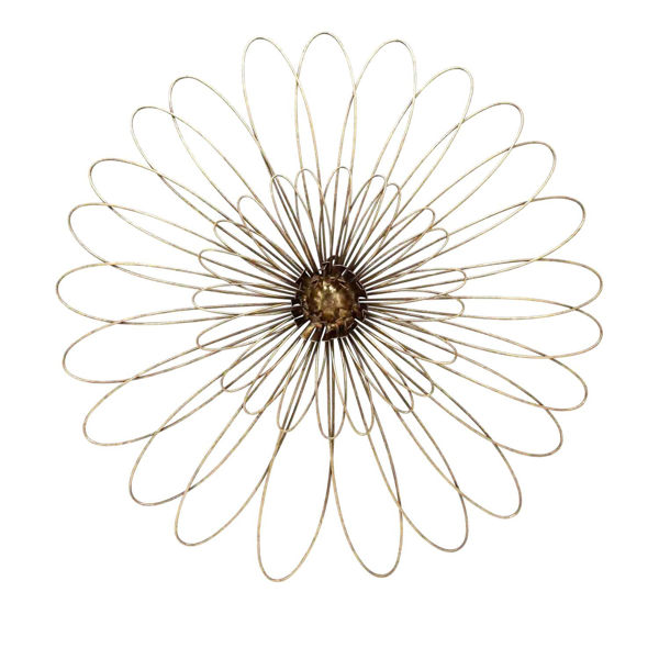 Picture of Metal Daisy Wall Flower
