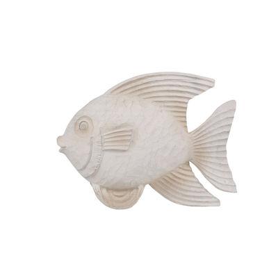 Picture of White Fish Figurine