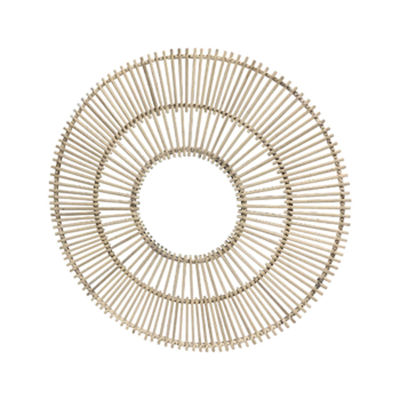 Picture of Rattan Wall Mirror 31 Inches