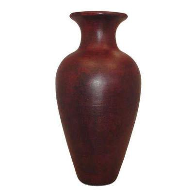 "Picture of 32"" Wine Tone Vase"