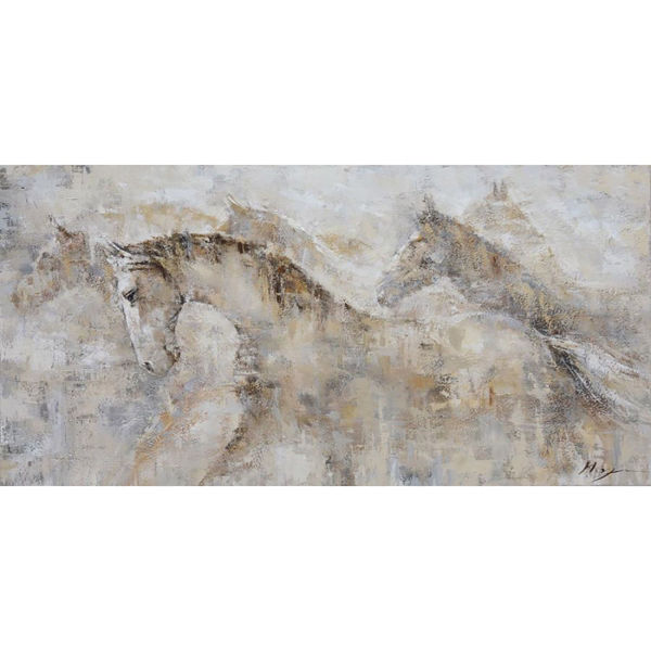 Picture of Horses On The Run Art
