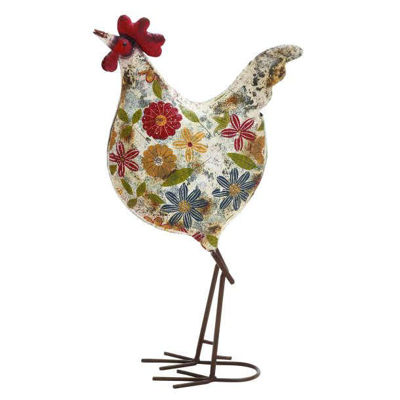 Picture of Metal Rooster