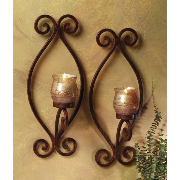 Picture of Set of 2 Rustica Wall Sconces