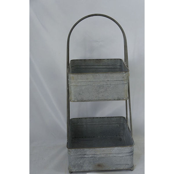Picture of 2 Tier Metal Bucket