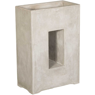Picture of Outdoor/Indoor Pot Rectangle Open