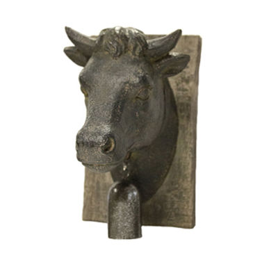 Picture of Cow Head Wall Decor