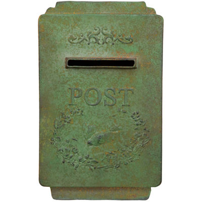 Picture of Verde Vintage Mailbox