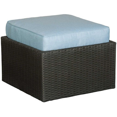 Picture of Brevard II Ottoman with Cushion