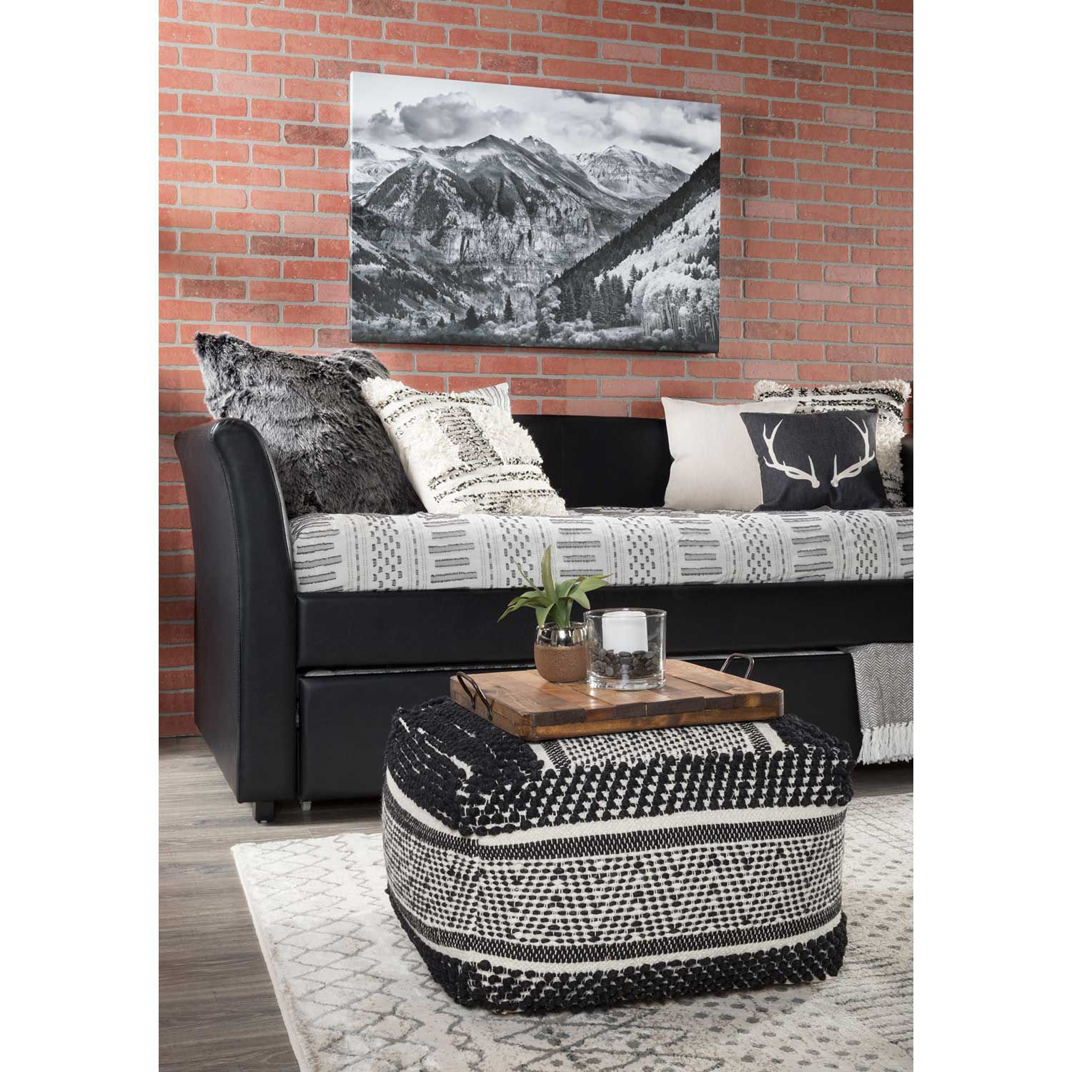 Picture of Day Bed with Trundle