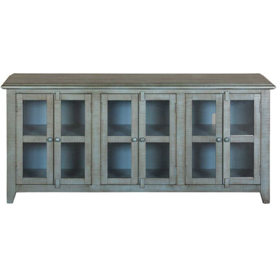 "Picture of Little Boy Blue 70"" TV Stand"
