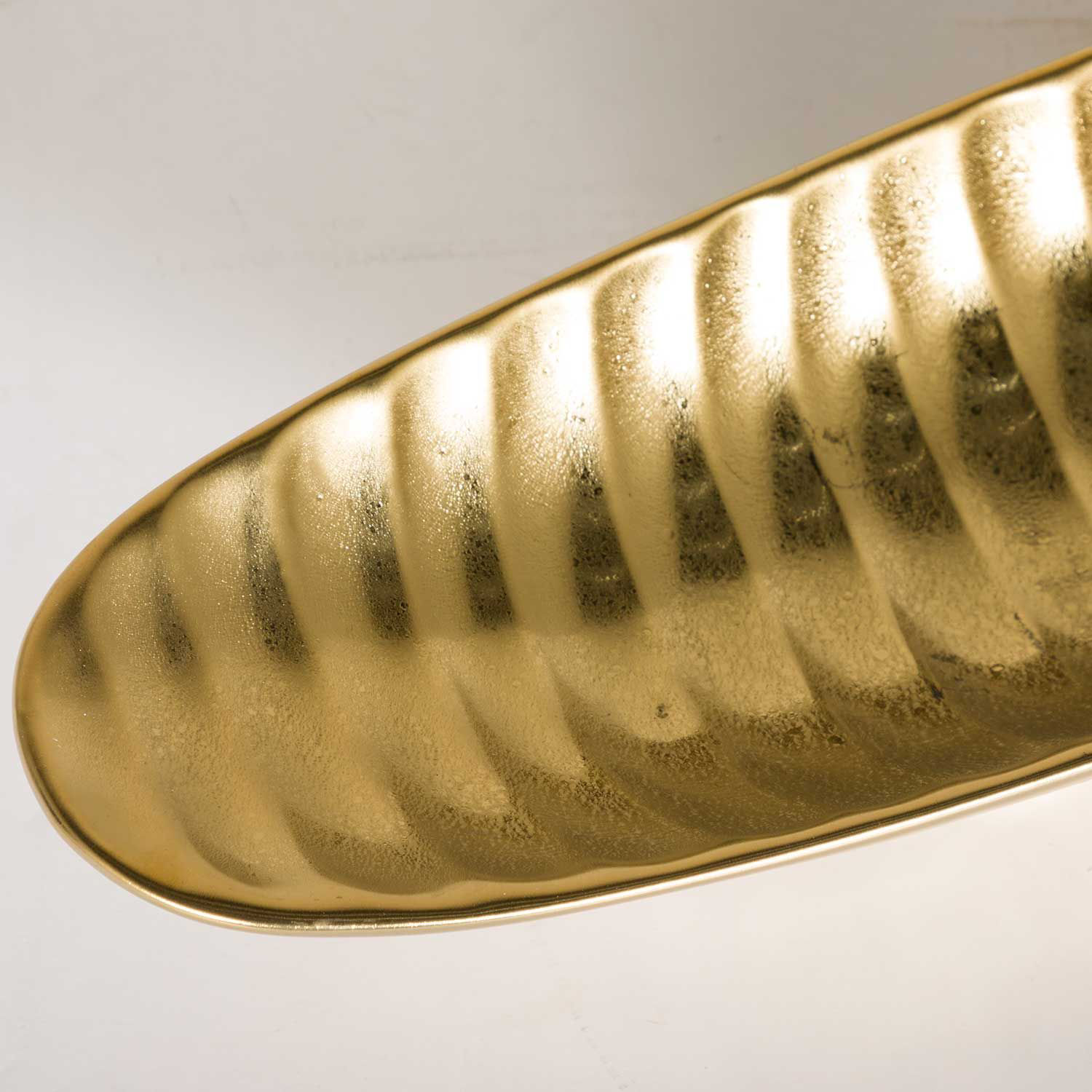 Picture of Gold Long Plate