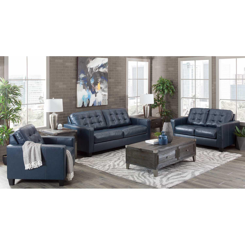 Picture of Altonbury Leather Sofa